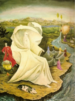 The Temptation of St. Antony, Leonora Carrington